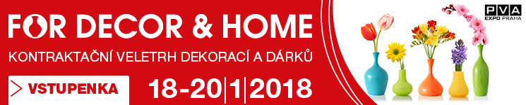 FOR DECOR & HOME 2018